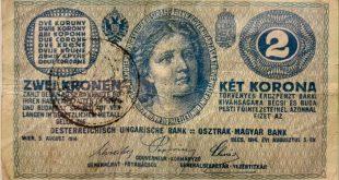 Bankovky v Rakúsko Uhorsku