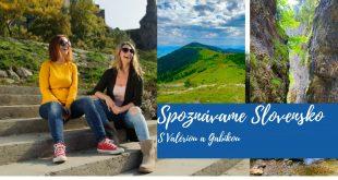 Dovolenka a výlety na Slovensku