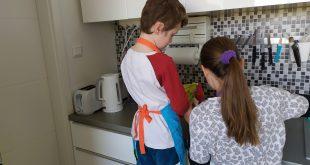 Ako naučiť deti piecť palacinky