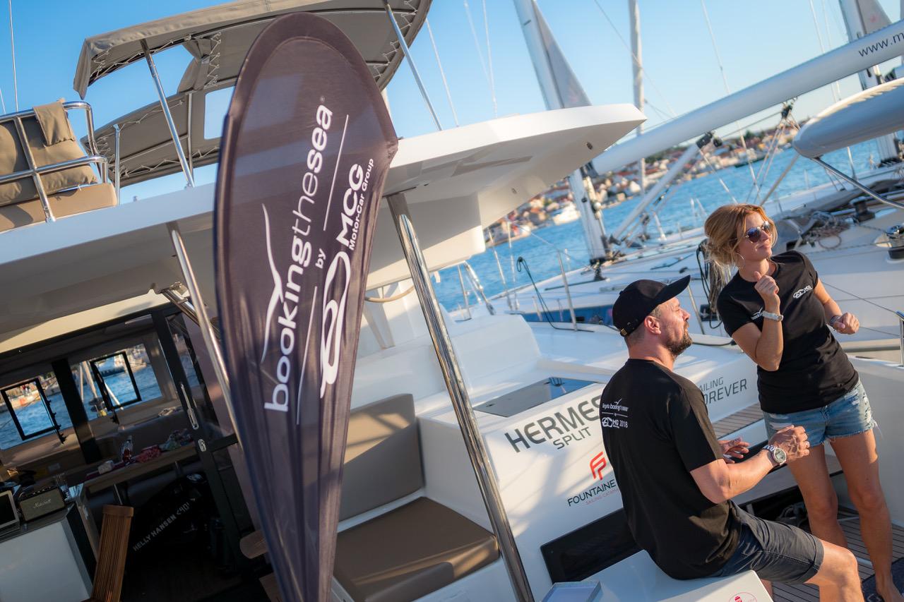 Koľko stojí dovolenka na jachte? regata