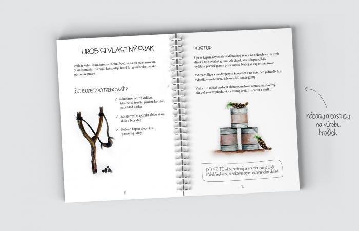 Cestovateľský zápisník pre deti a rodičov