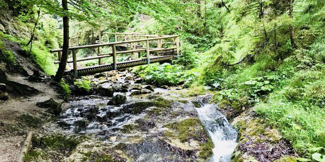 Tipy na výlety Slovensko Juráňova dolina
