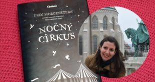 Recenzia knihy Nočný Cirkus