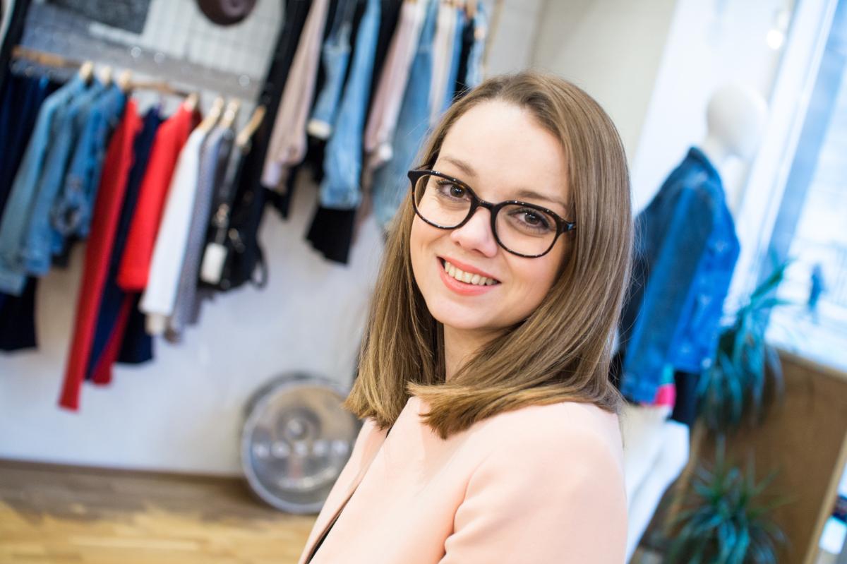 Značka NOSENE pomáha a snaží sa o udržateľnosť Katarína Hutyrová