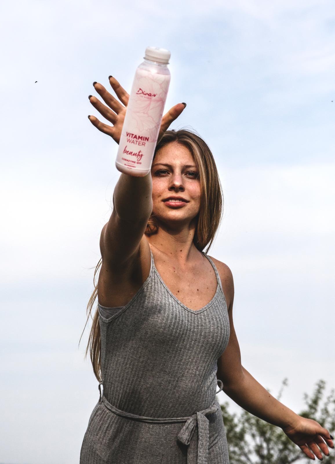 Funkčné nápoje a vitamínové vody pre ženy