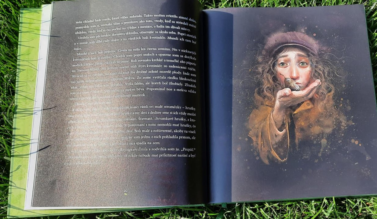 Strážkyňa slnka - recenzia knihy