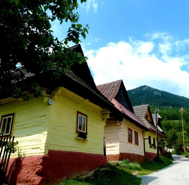 Tipy na výlety Slovensko Čutkovská dolina a Vlkolínec