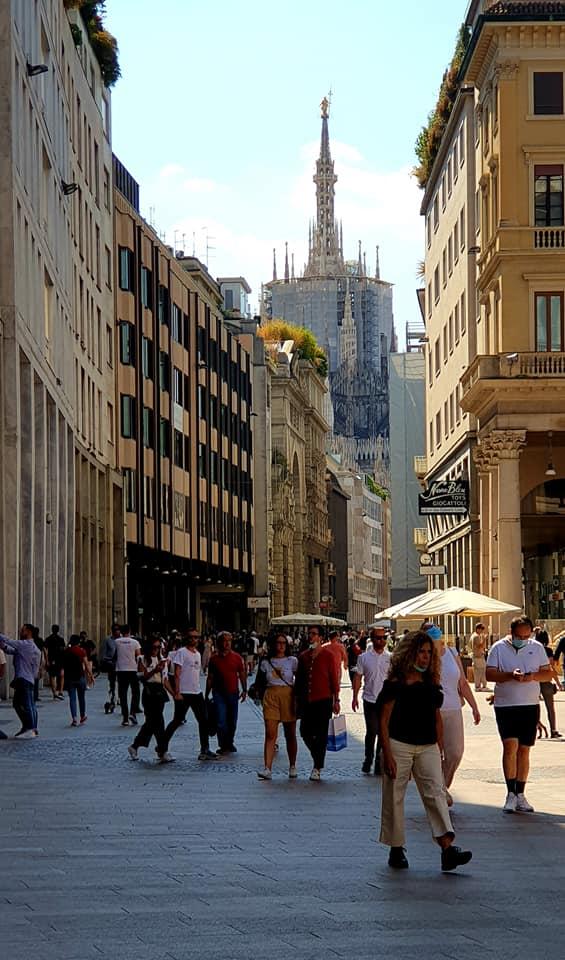 Miláno nie je pre mladé rodiny astarých ľudí