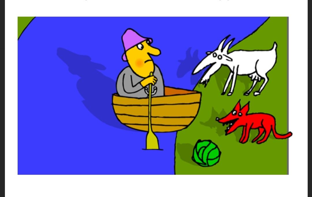 Zachrániť aj kozu, aj kapustu
