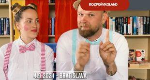Kam s deťmi cez víkend v Bratislave? Rozprávkoland