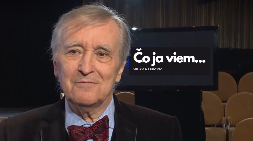 Milan Markovič - Čo ja viem - Umučte ma, zabite ma, nepoviem nič nové