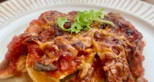Cuketové lasagne - overený recept